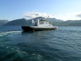Ferry at Volda
