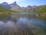 Romsdalhorn from Vengedalen