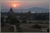 Colors of a Bagan Sunset 2