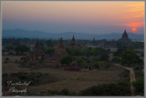 Colors of a Bagan Sunset 3