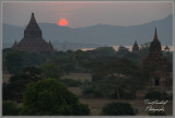 Colors of a Bagan Sunset 4