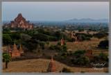 Pagodas in Bagan