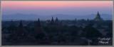Night Falls on Bagan 2