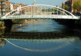 The James Joyce Bridge - Calatrava