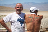 Check out the guy's tatt!
