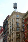 pre war architecture - lower Manhattan