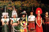Mountains Rivers Show by Lijiang tribes