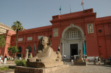 The museum in Cairo