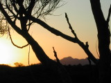 Sunset of the Olgas