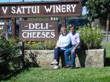 V Sattui Winery Mom & Dad