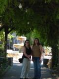 Me & Heather @ V Sattui