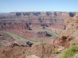 Goose Neck Overlook Moab Utah