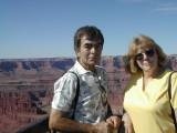 Dad & Mom Moab Utah