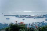 03-26-Harbor of Apia seen from Mount Vaea