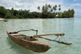 1191 Tahitian Canoe