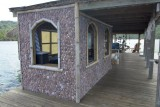 1020 House covered by shells