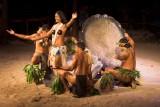 Tahitian Show at the Tiki Theatre