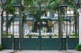 1700 Gate to the Residence