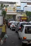 1709 Line at McDonalds