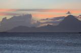 1589 Mo`orea at sunset