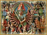 Gajasura vadha murthy