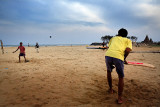 Mamalla Beach Cricket
