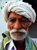 A man from Rajasthan