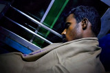 Night bus Madurai - Salem