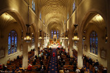 VIEW FROM CHOIR BALCONY