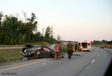 ROLL OVER ON HIWAY 403 TO BRANTFORD