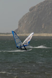 Dueling Wind Surfers