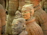 The Terra Cotta Warriors of Xi'an