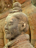 A Terra Cotta Warrior