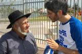 Itzhak and Zeev