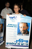 Only Moshe Feiglin