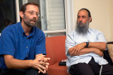 Moshe and Dovid