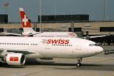 SWISS AIRBUS A330 200 ZRH RF 1661 33