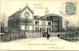 College Religieux Jeanne d'Arc --> Hôpital militaire --> Maison de Retraite Bigottini
