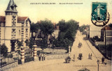 Rond-Point Dumont - Henri Dunant