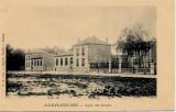 Ecoles du Parc, 3 ème Mairie, Place Tabac ensuite des Ecoles, Camélinat et enfinJC Abrioux