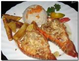 Lobster In Garlic Sauce
