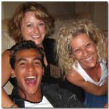 Natilie, Glenn, Brigette