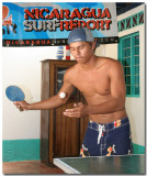 Ping  Pong At Arena Caliente Surf Camp