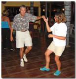 Swing Dancing In Nicaragua