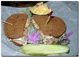 Black Russian Sandwich