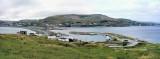 Ferryland, Newfoundland Panorama