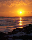 Windsor Lake Sunset 019