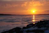 Windsor Lake Sunset 021