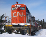 CN 002Train to Nowhere