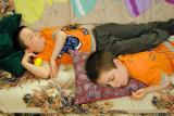 Sleeping Twins 004